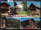 Vercorin  - Multivues De Chalets, La Chapelle, Le Magasin ; Grand Format 10 / 15 (8533) - VS Valais