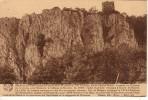 BELGIQUE Ambleve Aywaille Rochers Et Donjon Du Vieux Château - Amblève - Amel