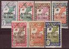ININI - 1932 - YT N° 1 / 7 - * Et 2 Nsg - Inini (1932-1947)