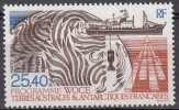 TAAF 1992 Yvert 170 Neuf ** Cote (2015) 12.50 Euro Porgramme WOCE - Terres Australes Et Antarctiques Françaises (TAAF)