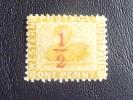 Western Australia Stamp #55 Mint OG NH - 1854-1912 Western Australia