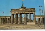 D268 - BERLIN - Brandenburger Tor - Porte De Brandebourg