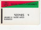 FRANCE - Banque Franco Portugaise Customer Card, Used - Geldkarten (Ablauf Min. 10 Jahre)