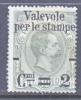 Italy  58  * - 1878-00 Umberto I