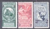 Italy  125-8  * - 1900-44 Vittorio Emanuele III