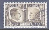 Italy 413  (o) - 1900-44 Vittorio Emanuele III