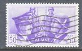 Italy 416  (o) - 1900-44 Vittorio Emanuele III