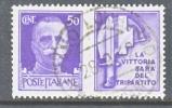 Italy 435  (o) - 1900-44 Vittorio Emanuele III