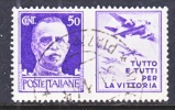 Italy 437  (o) - 1900-44 Vittorio Emanuele III