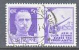 Italy 438  (o) - 1900-44 Vittorio Emanuele III