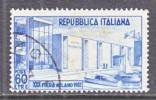 Italy 600  (o)  MILAN  EXPO. - 1946-60: Used