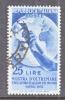 Italy 604  (o) - 1946-60: Used