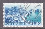 Italy 646  (o)  VIEW  CAPRI - 1946-60: Used