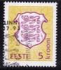 Estonie 1993 N°Y.T. :  224 Obl. - Estonia