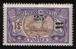 SPM Y&T 119 MNH (neuf**) - St.Pedro Y Miquelon