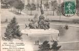 75 PARIS MONUMENT DU TRIOMPHE DE LA REPUBLIQUE PAR DALOU ET CROCODILES ORNANT LE BASSIN PLACE DE LA NATION - Altri Monumenti, Edifici