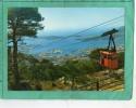 TOULON VUE SUR LA PLUS BELLE RADE D'EUROPE TELEPHERIQUE DU MONT FARON - Toulon