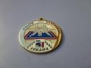 Médaille FFKAMA , Karaté , Coupe Du Samouraï , Arts Martiaux - Artes Marciales