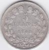Piece 5 Francs Argent 1845A - Louis Philippe I - J. 5 Francos