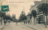 MONTARGIS - Avenue Adolphe Cochery (animation) - Montargis
