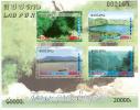 LAOS - Mi BL. 219 -  LANDSCAPES - SPECIAL OFFER 62% OFF - MNH ** - Laos