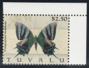 Tuvalu MNH Scott #1103 $2.50 Protographium Leosthenes - Butterflies - Tuvalu