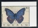 Tuvalu MNH Scott #1102 $1 Libythea Geoffroy - Butterflies - Tuvalu