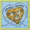 YT3368 Saint-Valentin. Coeur 2001 De Christian Lacroix. - Francia