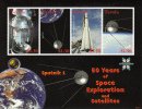Tuvalu MNH Scott #1074 Sheet Of 4 $1.30 Sputnik 1 - 50 Years Of Space Exploration - Tuvalu