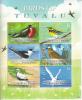 Tuvalu MNH Scott #1070 Sheet Of 6 $1 Birds Of Tuvalu - Tuvalu