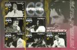 Tuvalu MNH Scott #1069 Sheet Of 6 $1 Elvis Presley 40th Anniversary Of TV Broadcast - Tuvalu