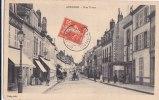 ¤¤  -   AUXONNE    -    Rue Thiers   -  Commerces   -  ¤¤ - Auxonne