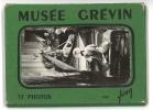 75 9ème Arr Paris - Musée Grévin, Souvenir De 12 Photos Format 9.3 X 6.6 Cm - Musea