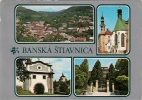BANSKA STIAVNICA 1985. SELMECBÁNYA - Slovakia