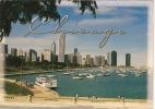 CHICAGO ILLIONIS 1988 Harbor Port Boat - Chicago
