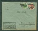 Infla Fimenbrief Chemnitz 1923 !! (Del-2753) - Deutschland