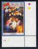 Tuvalu MNH Scott #1058 $2 'The Nativity' By Philippe De Champaigne - Christmas - Tuvalu