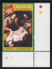 Tuvalu MNH Scott #1055 20c ´The Adoration Of The Shepherds´ By Francisco Zurbaran - Christmas - Tuvalu