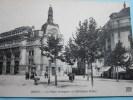 CPA De : Dijon : La Place Grandit Et Et L'hôtel Des Postes — Côte-d'Or 21 - Dijon