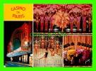PARIS (75) - CASINO DE PARIS - LA REVUE ZIZI JE T'AIME - 5 MULTIVUES - ÉDITIONS D'ART YVON - - Paris By Night