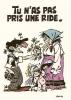 CPM Dessi Nde Gotlib Tu N'as Pas Une Ride - Other Illustrators