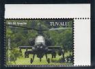 Tuvalu MNH Scott #1039 $2 AH 64 Apache - Armoured Gunship - 100th Ann 1st Helicopter Flight - Tuvalu