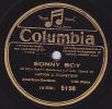78 Tours - état TB - Columbia 5198 - LAYTON & JOHNTONE - SONNY BOY - FOR OLD TIME´S SAKE - 78 G - Dischi Per Fonografi