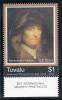 Tuvalu MNH Scott #1019 $1 ´Rembrandt's Mother´ Detail By Rembrandt - Tuvalu