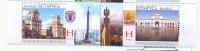 BY 2011-859-60 JOINT ISSUES AR -BY, BELORUSSIA, 1 X 2v, MNH - Gemeinschaftsausgaben