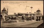 EXPOSITION - GAND - 1913 - GENT - TENSTOONSTELLING - Flamme Expo 1913 - Zicht Palais Des Beaux-Arts - - Postwaardestukken