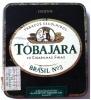 Alte Leere Zigarillo Schachtel  -  Escuros Tobajara Brasil No. 3  -  1970er Jahre - Empty Cigar Cabinet