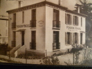 JUAN LES PINS      PENSION MAGALI 1927 - Antibes