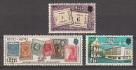 Fiji  No. 301-3 Year 1970 Unused - Fiji (1970-...)