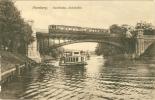 Hamburg, Hochbahn, Kuhmühle, Um 1930 - Deutschland